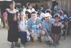 Dental assistant Shannon Waldie of Fort Macleod, AB, and Drs. Alin Ivanita and Mahdi Jafari of Ottawa performed volunteer dental work on grateful villagers in Joyobal, Guatemala.