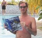 Dr. Jeff Williams of Tatamagouche, NS, took Oral Health along to Playa Pesquero, Holguin, Cuba.