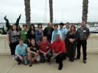 Participants from Vident's Ceramics Restoration Course Led by Claude Sieber