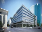 University of the Pacific's new Arthur A. Dugoni School of Dentistry, designed by SmithGroupJJR