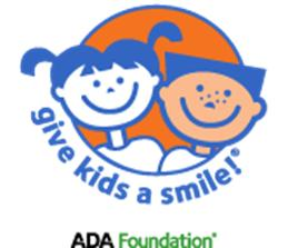 Give Kids A Smile (logo)