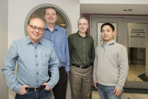 Jan Potempa, Ph.D., D.Sc., David A. Scott, Ph.D., Richard J. Lamont, Ph.D. and Huizhi Wang, M.D., Ph.D.