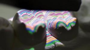 Colour Spectrum of the Omnicam