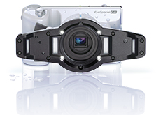 EyeSpecial C-II Camera-w-H2O-web
