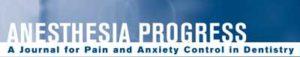 Anesthesia Progress logo