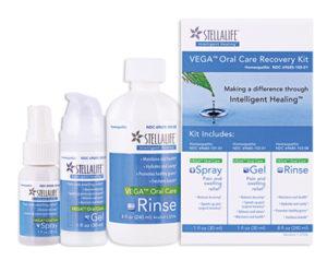 StellaLife VEGA Oral Care Recovery Kit.