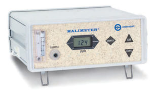 The Halimeter® is an internationally recognized instrument for measuring oral malodor