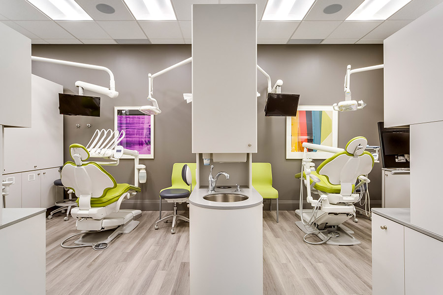 Mackenzie Dental Centre Interior Design