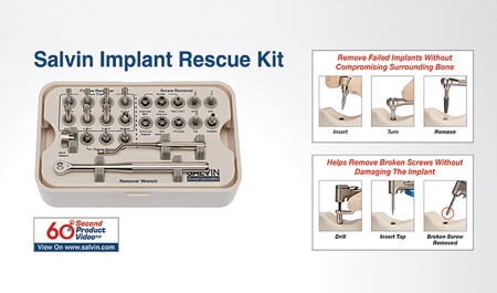 Salvin Implant Rescue kit.