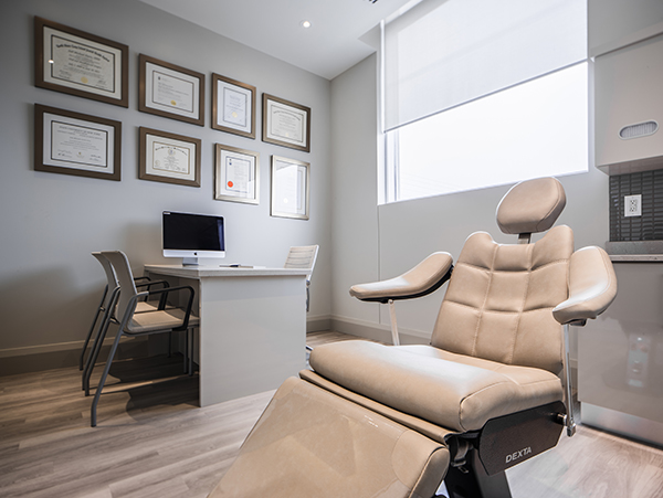 Office Design: The Davis Clinic for Oral & Maxillofacial Surgery