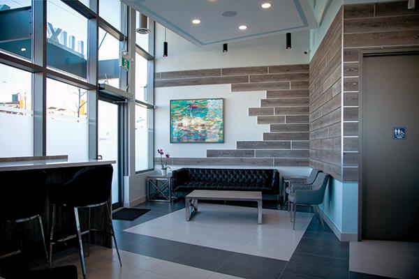 Office Design: Lux Dental Group
