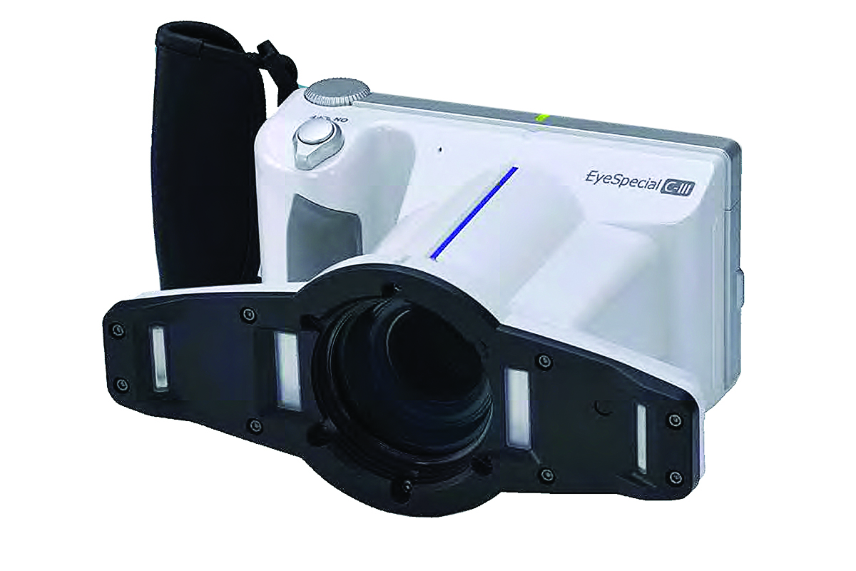 Shofu EyeSpecial C- III Specialty Digital Dental Camera.