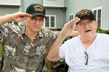 Veterans dental care