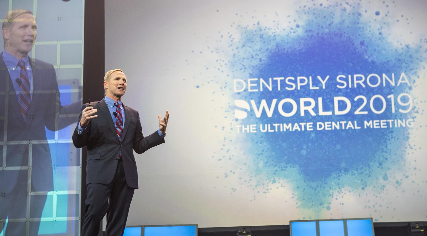 CEO Don Casey_Dentsply Sirona World