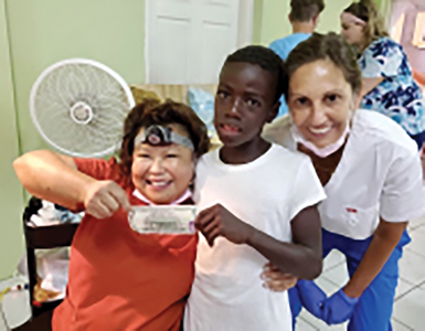 DMC's 2019 Grenada Dental Mission Trip