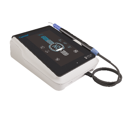 Together with the Purevac HVE the ultrasound scaling system of the Cavitron 300 series creates a better, safer and faster scaling experience for both clinician and patient.