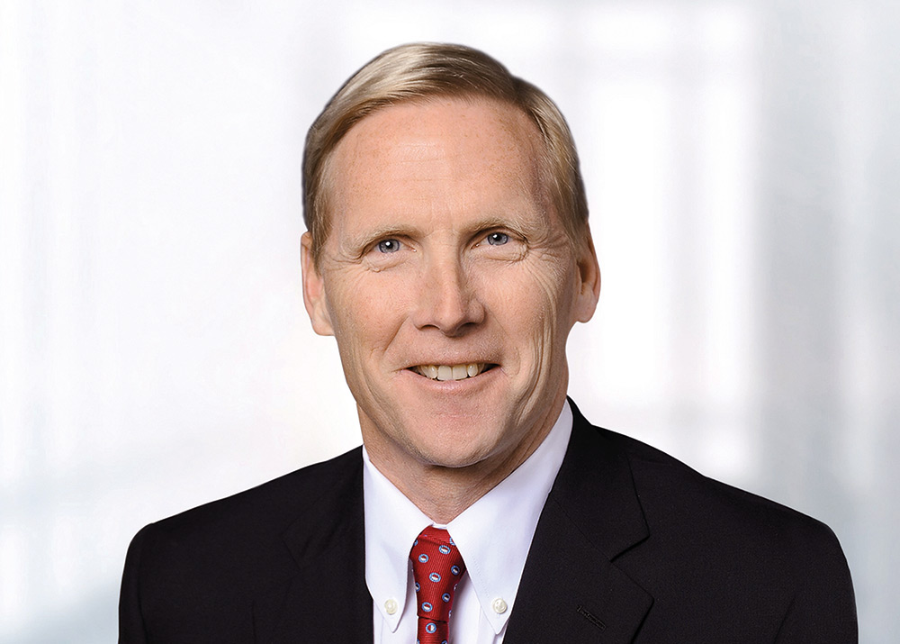 Donald Casey - Chief Executive Officer