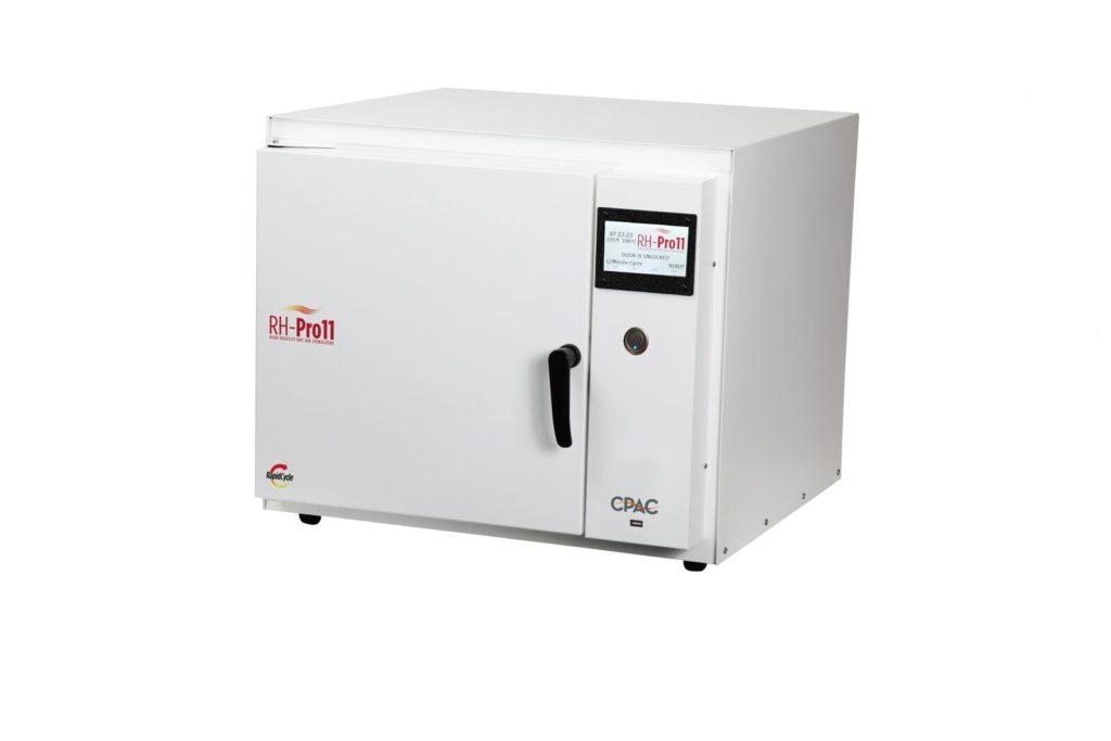 CPAC RH-Pro11 Sterilizer-Angle View