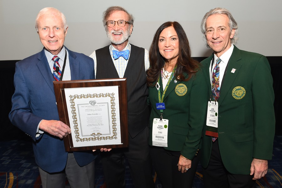 Gordon J. Christensen Lecturer Recognition Award