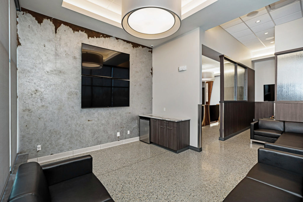 Westwind Dental office design