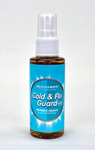 Cold & Flu Guard oral and nasal spray (Oral Science, Brossard QU)