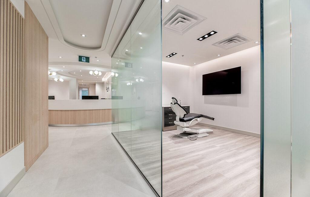 Office Space: Smile Studio Dental