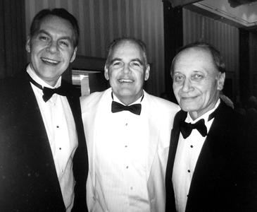 Dr. Bruce Pynn, Dr. Iain Nish, Dr. Howard I. Holmes