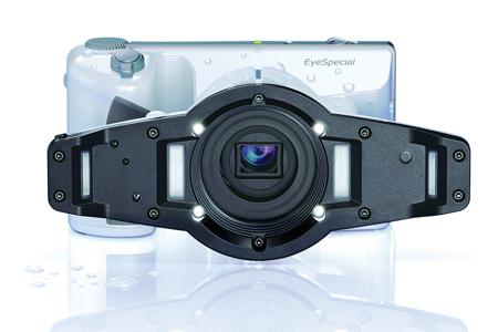 EyeSpecial Dental Camera (Shofu USA, San Marcos CA).