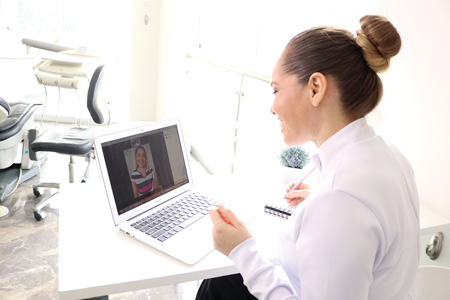 . Live interactions are reduced by Teledentistry, translating into improved biosafety, reduced chair time, and increased revenue.