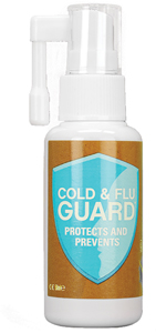 Cold & Flu Guard combines bioflavonoids with an effective mucosal barrier.